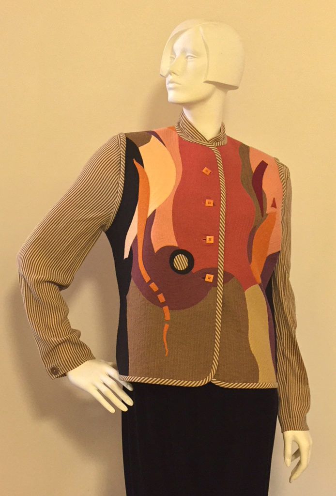 Lorraine Torrence ATW_Vest Front HRes