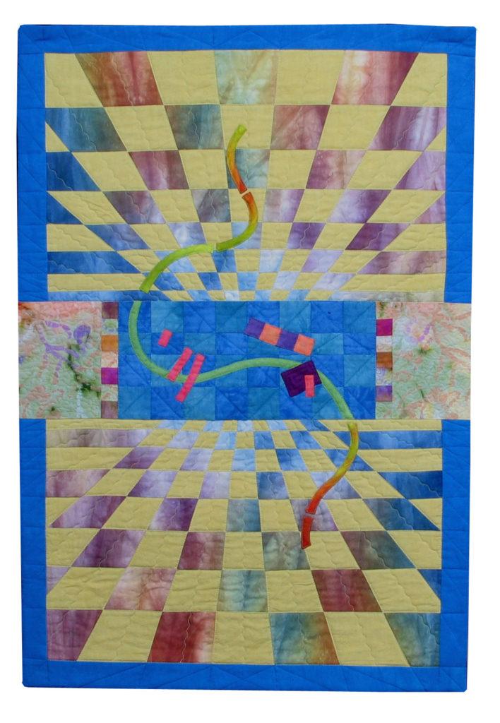 Lorraine Torrence Checkerboard Explosion-Crop - 1800px