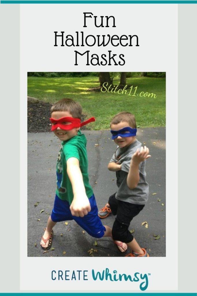 Kid Mask Pinterest Image 2