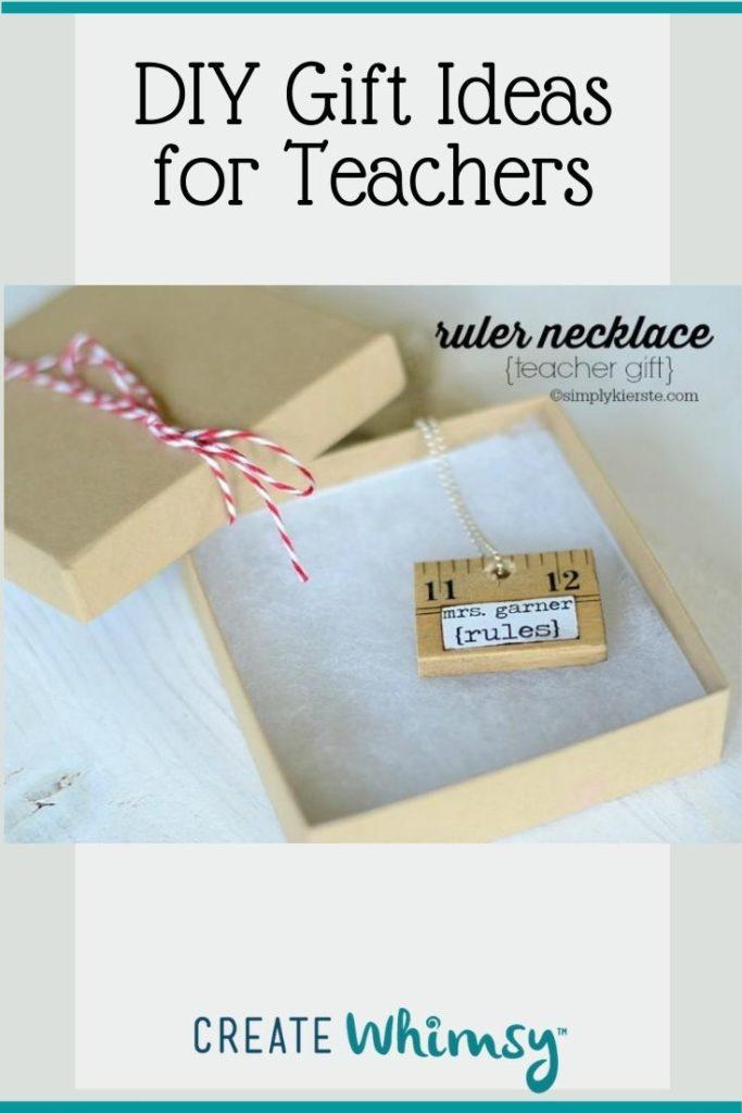Teacher DIY Gift Idea 3