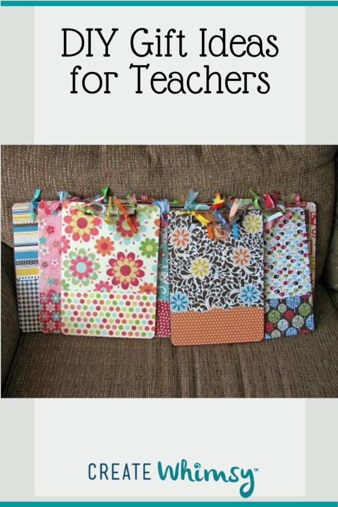 Teacher DIY Gift Idea 7