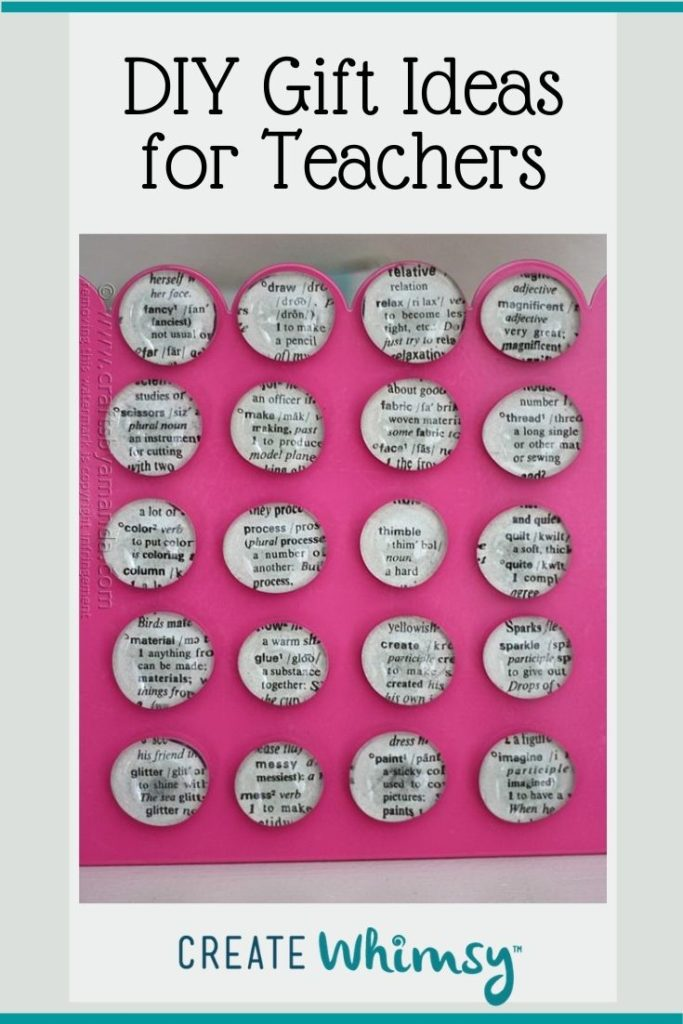 Teacher DIY Gift Idea 8