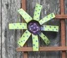 Tin Can Flower Close-up