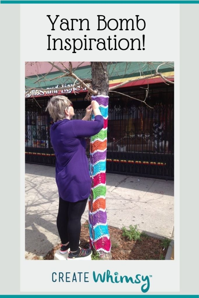 Yarn Bomb Pinterest 2