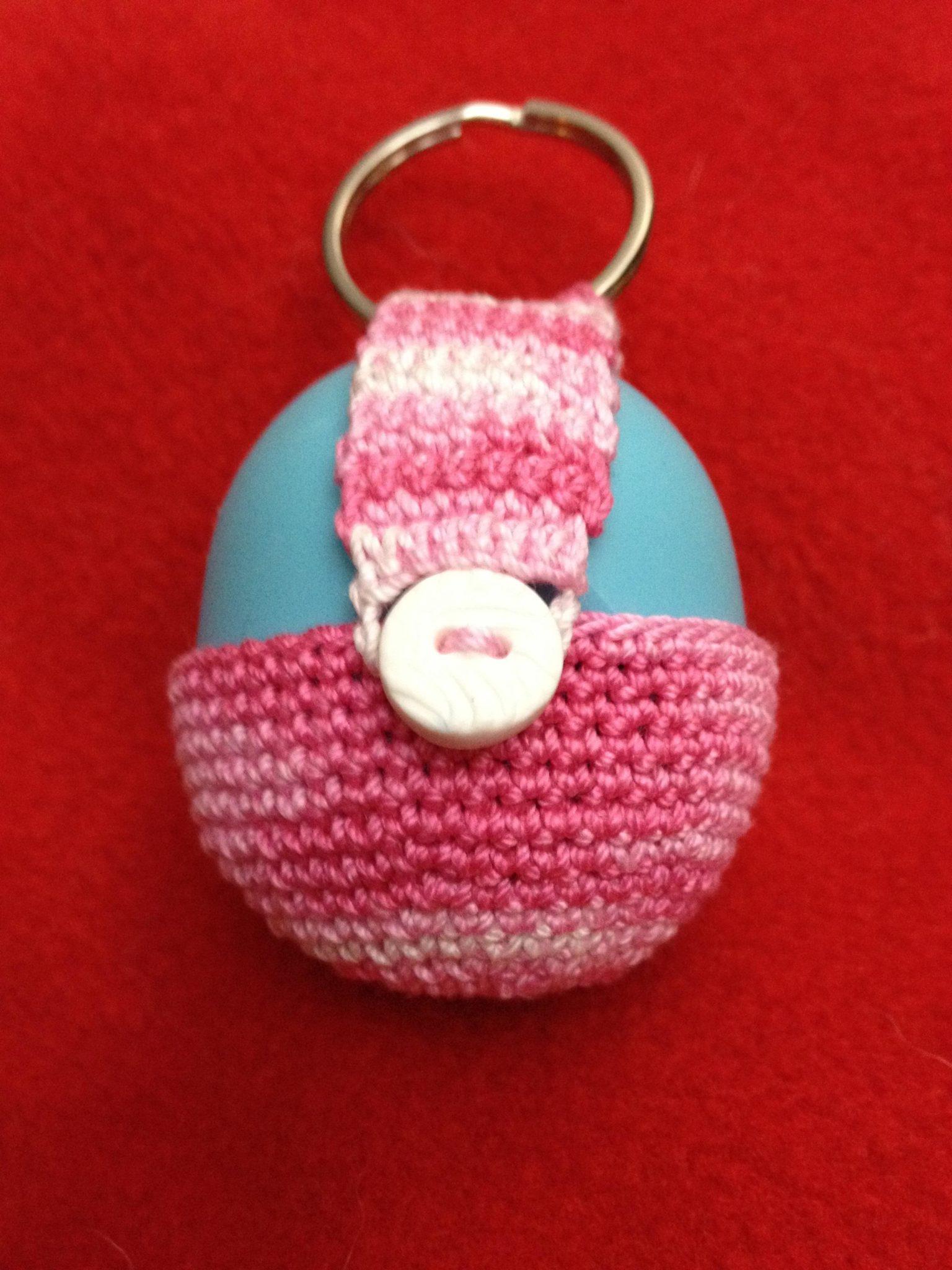 Crochet Lip Balm Cozy