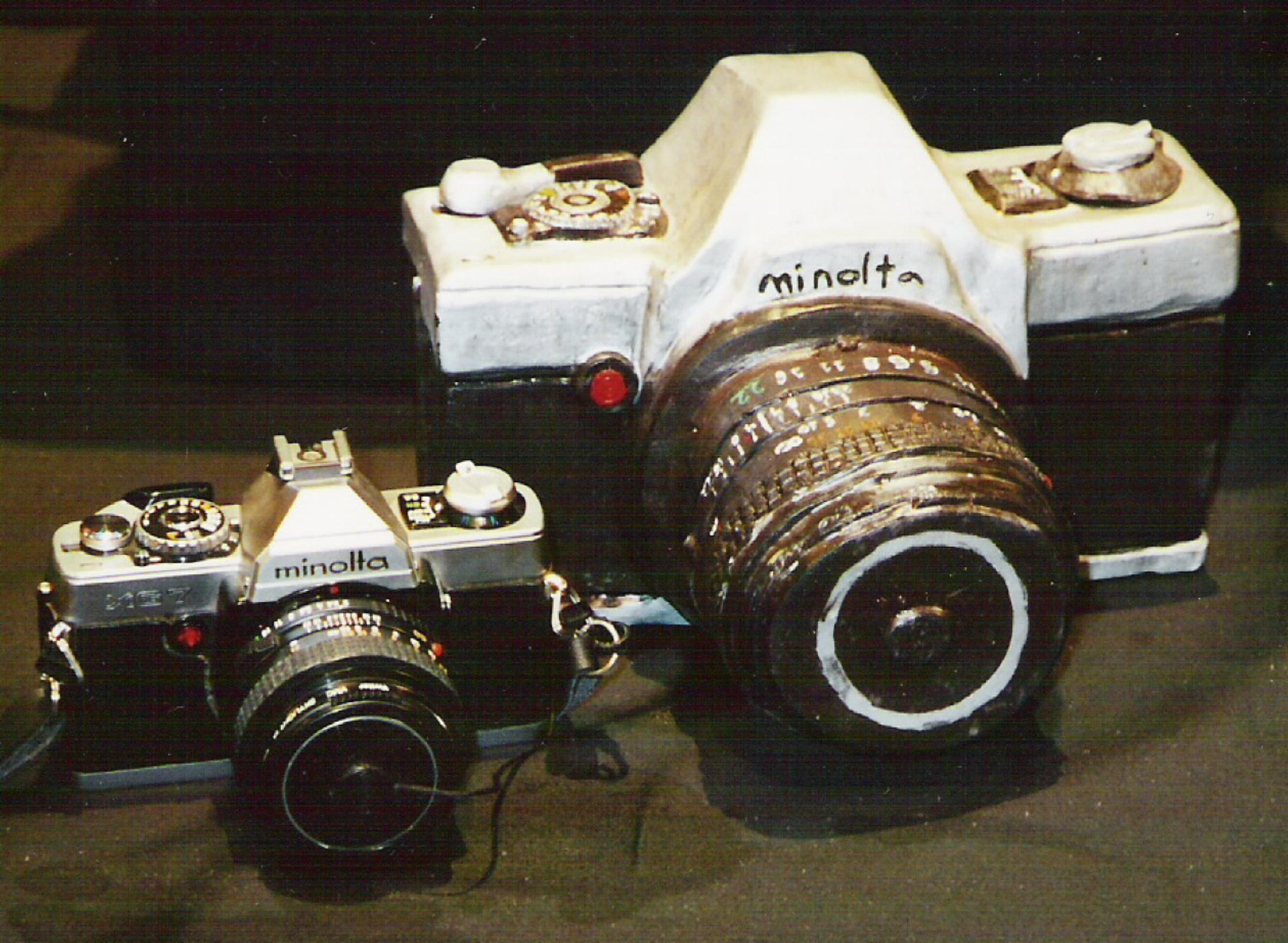 Camera Bank