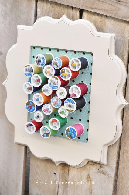 Organize Your Threads - 10 Great Ideas!