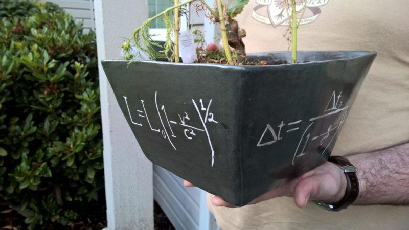 The Albert Einstein table