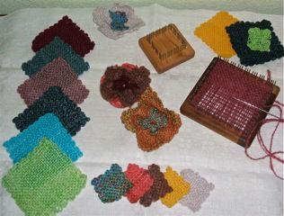 Pin loom supplies