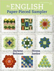 An English Paper-Pieced Sampler