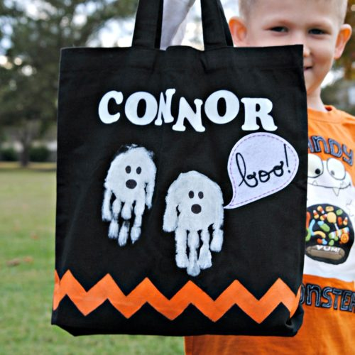 Fun Trick or Treat Bags to Make