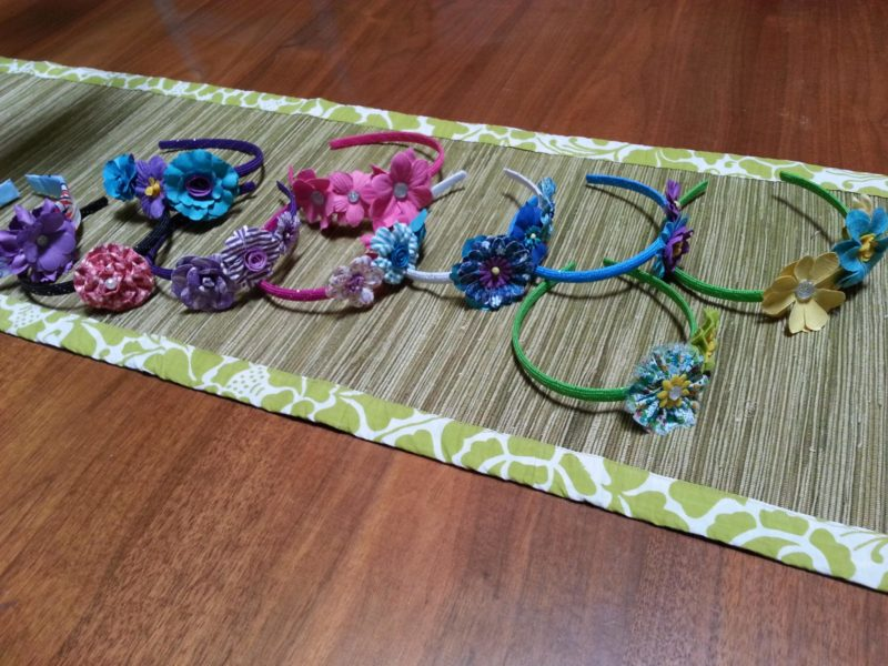 Make Your Own Fun Headbands