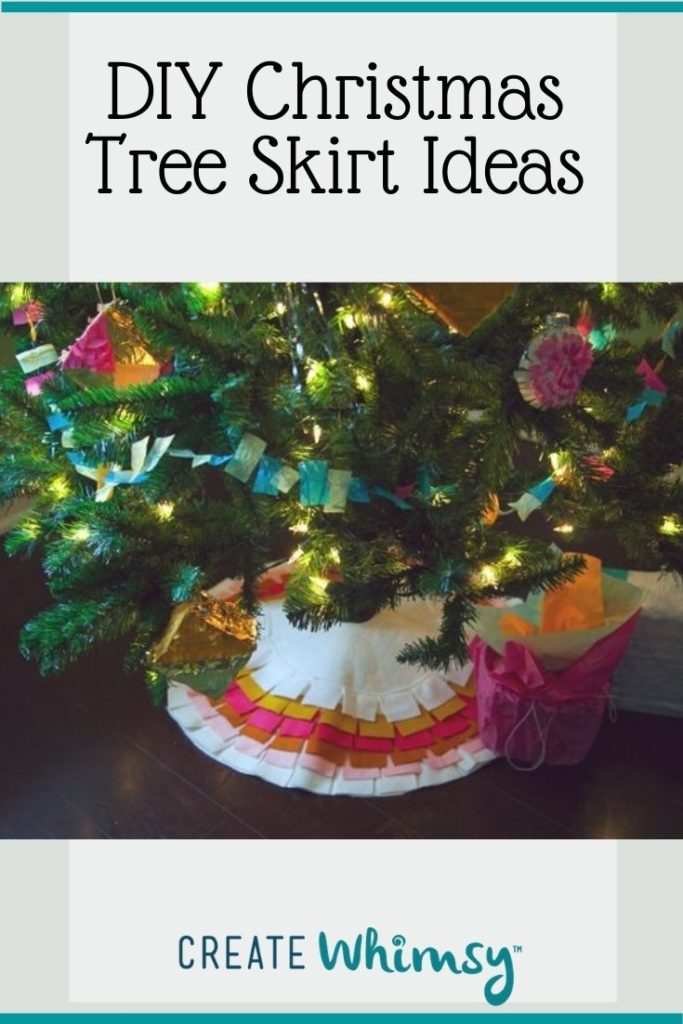 Diy Tree Skirts And Alternatives For Everyone Create Whimsy