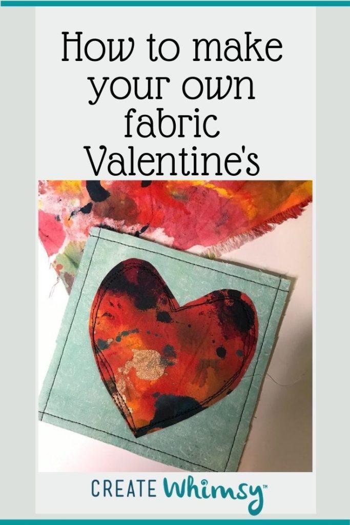 Fabric Valentine 1
