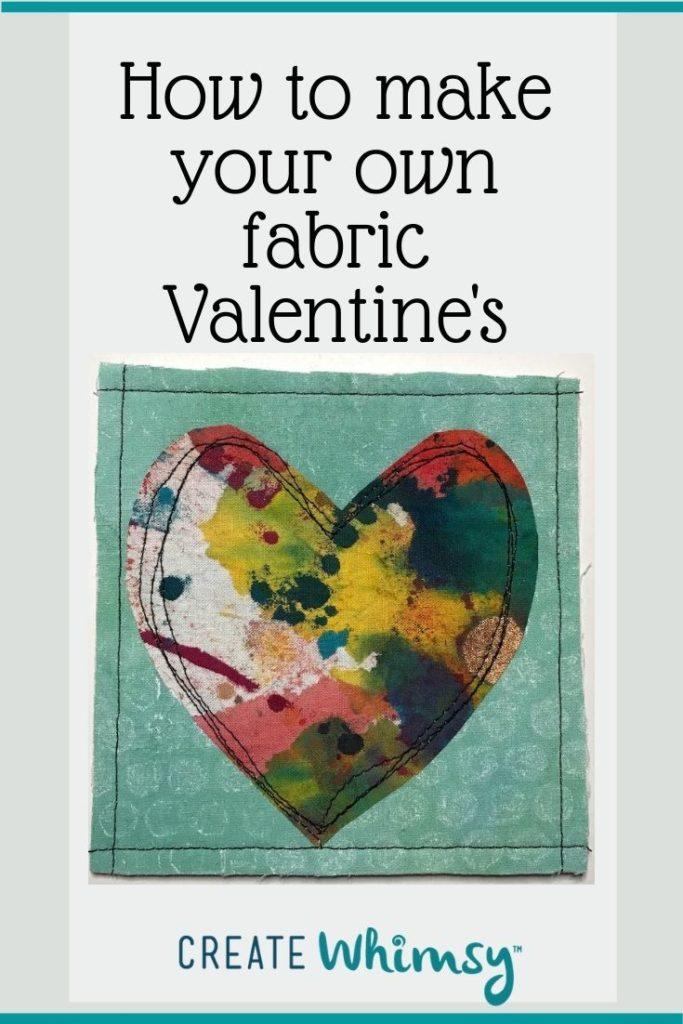 Fabric Valentine 2