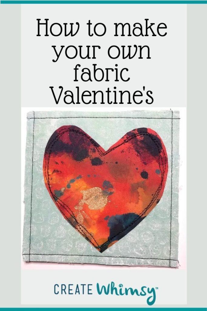 Fabric Valentine 4