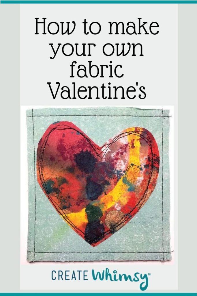 Fabric Valentine 5
