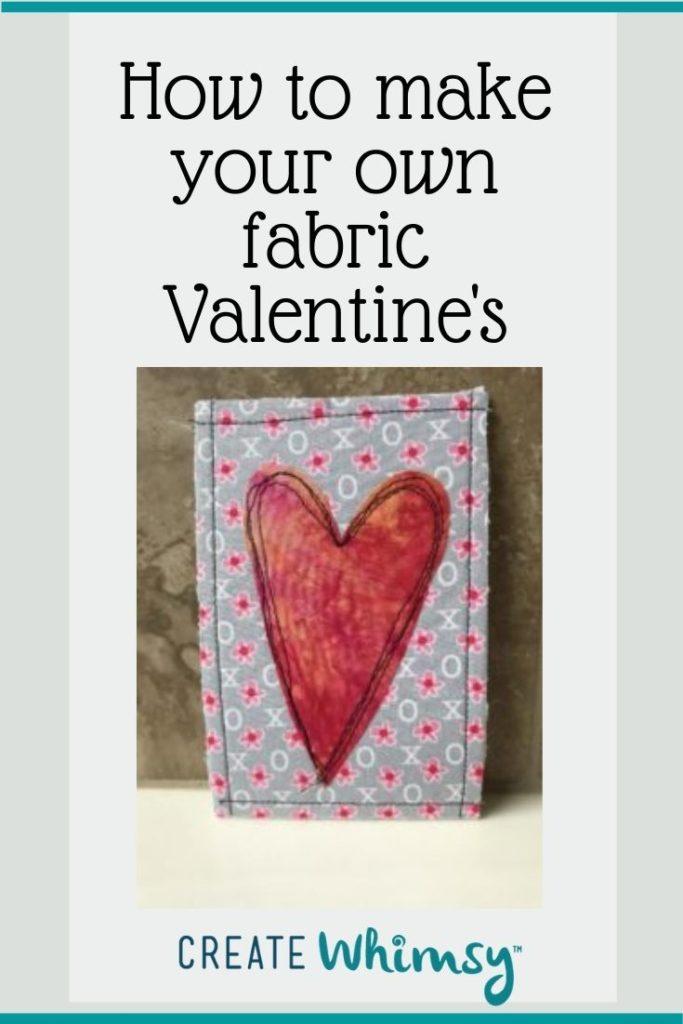 Fabric Valentine 6