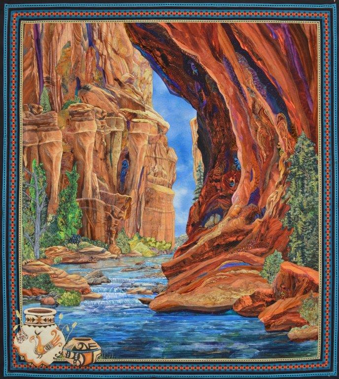 Sacred Places by Kathy McNeil