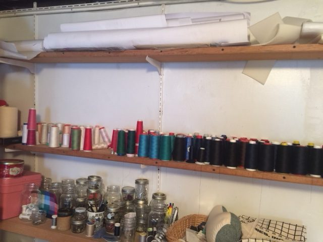 Barbara's thread storage