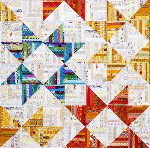 Stash Lab Quilts: Rock Star