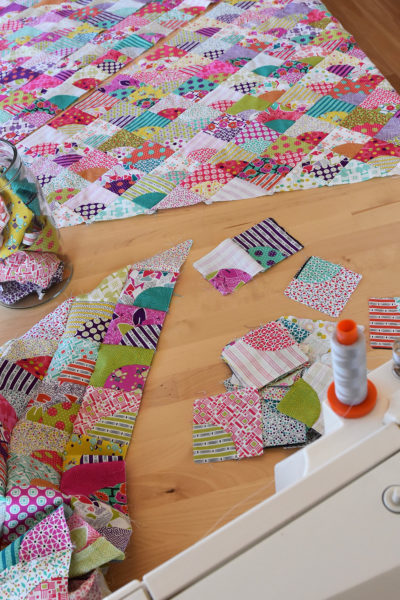 Spotlight: Jen Kingwell, Quilt and Fabric Designer & Shop Owner