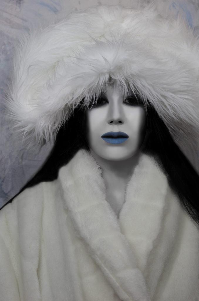 Francesca Penchant 2014-Snow Woman