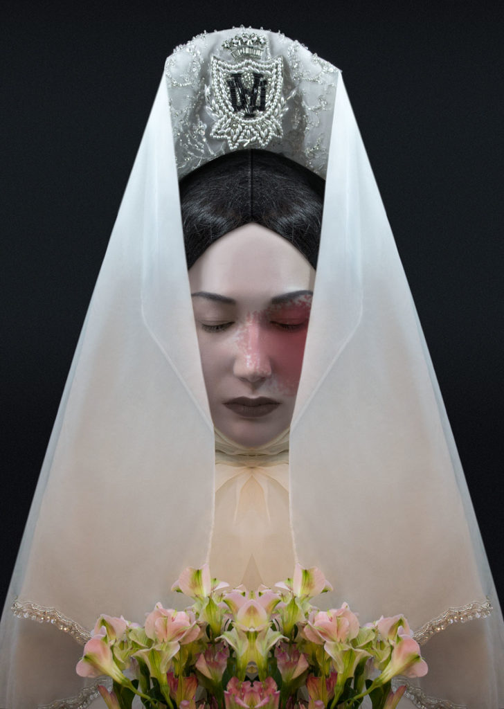 Francesca Penchant 2017-Becalmed