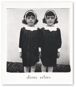 Diane Arbus book