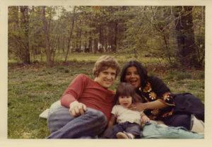 Francesca Penchant's parents