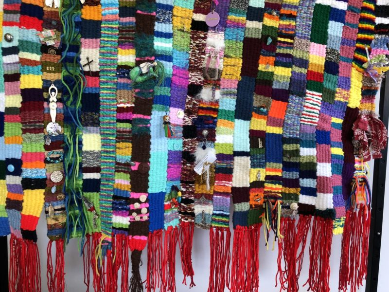 Spotlight: Brecia Kralovic-Logan, Fiber Artist and Creativity Coach