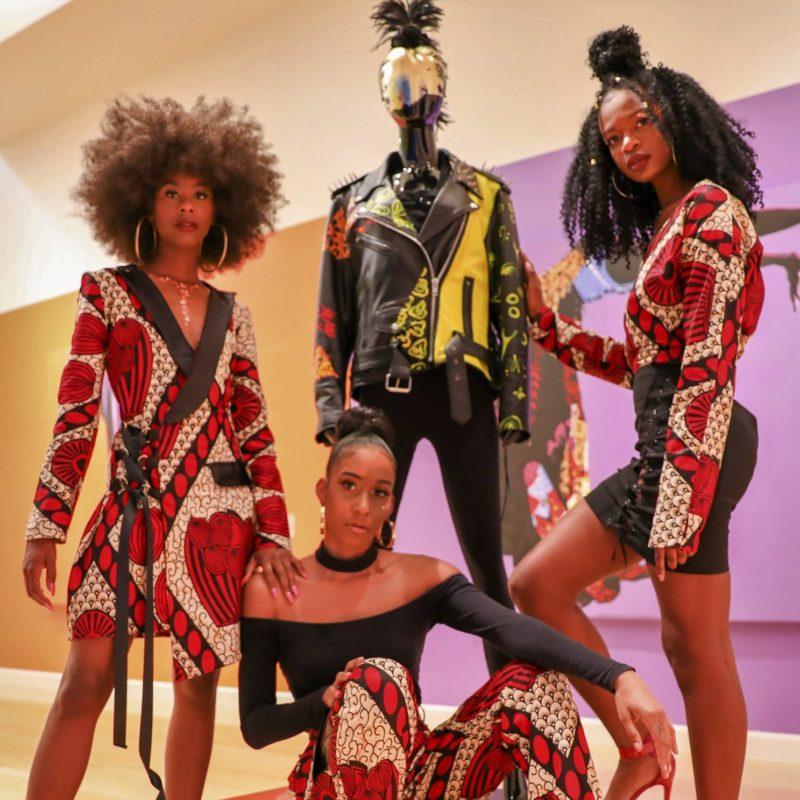 Spotlight Toyosi Shusi Fashion Designer Create Whimsy