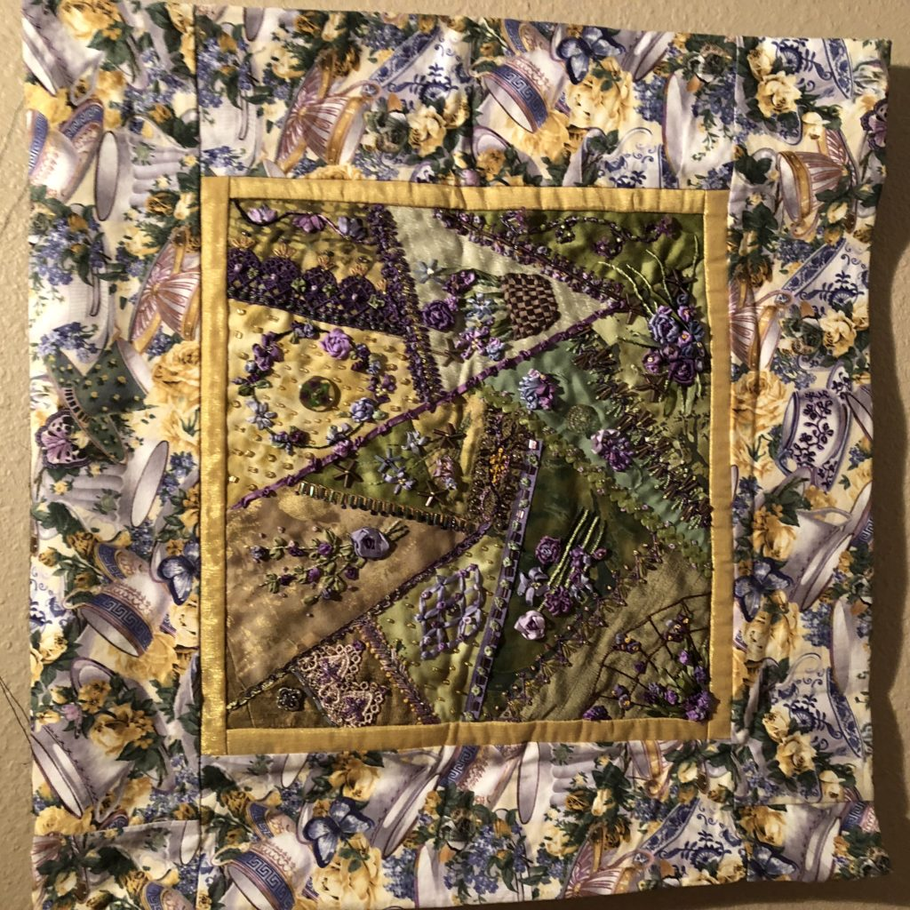 Class sampler by Martha Steinborn