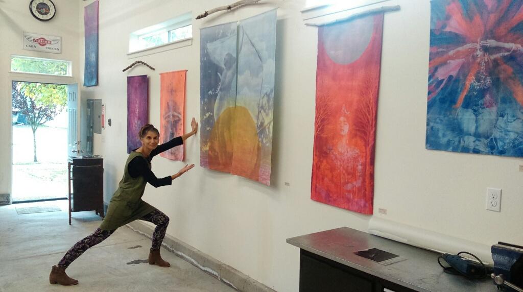 Spotlight: Sharon Svec, Textile Artist