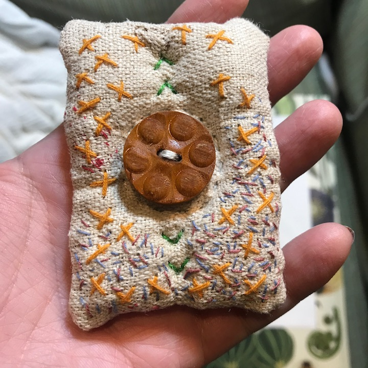 Small stitching project