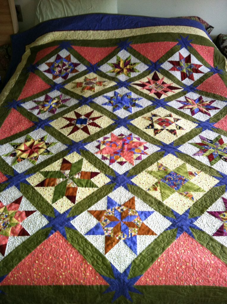 Stars Quilt Sisters