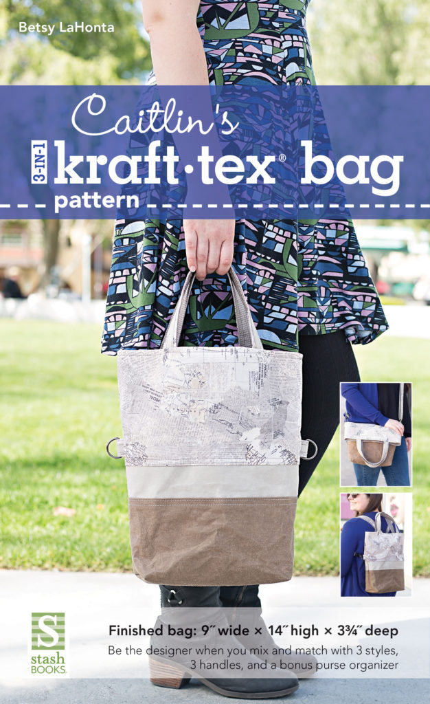 kraft-tex bag pattern