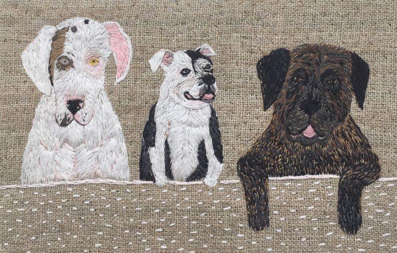 Spotlight: Oksana Kokovkina, Embroidery Artist