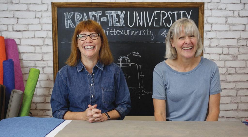 kraft-tex University videos