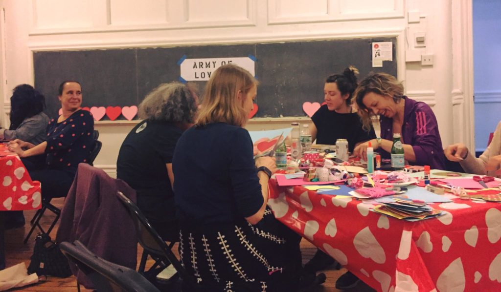 Hosting a card making event