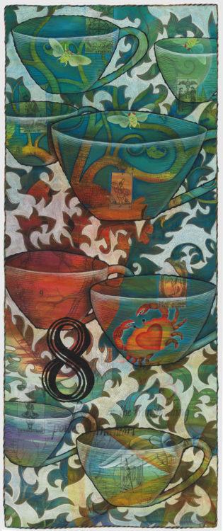 Spotlight: Judy Coates Perez, Mixed Media Textile Artist