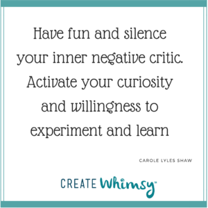 CAROLE LYLES SHAW Quote