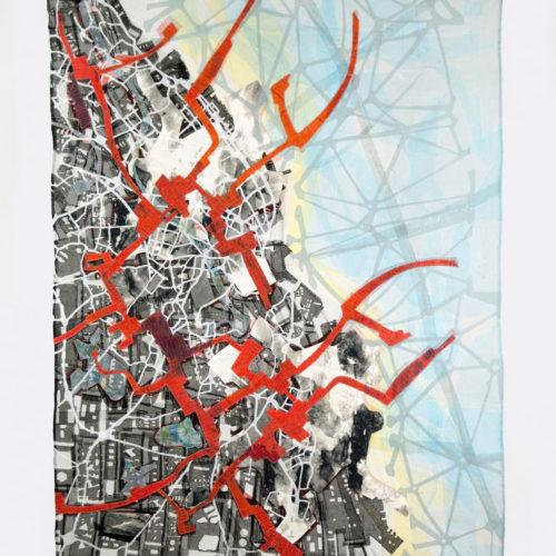 Cartographic Collage