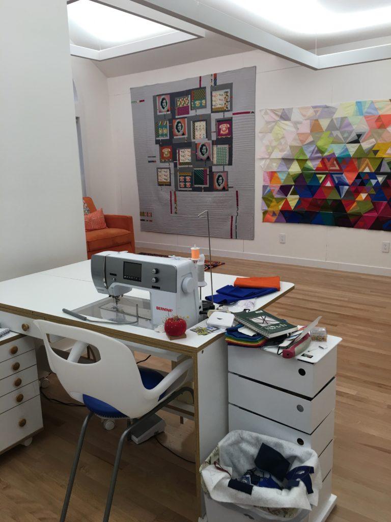Leslie's design studio