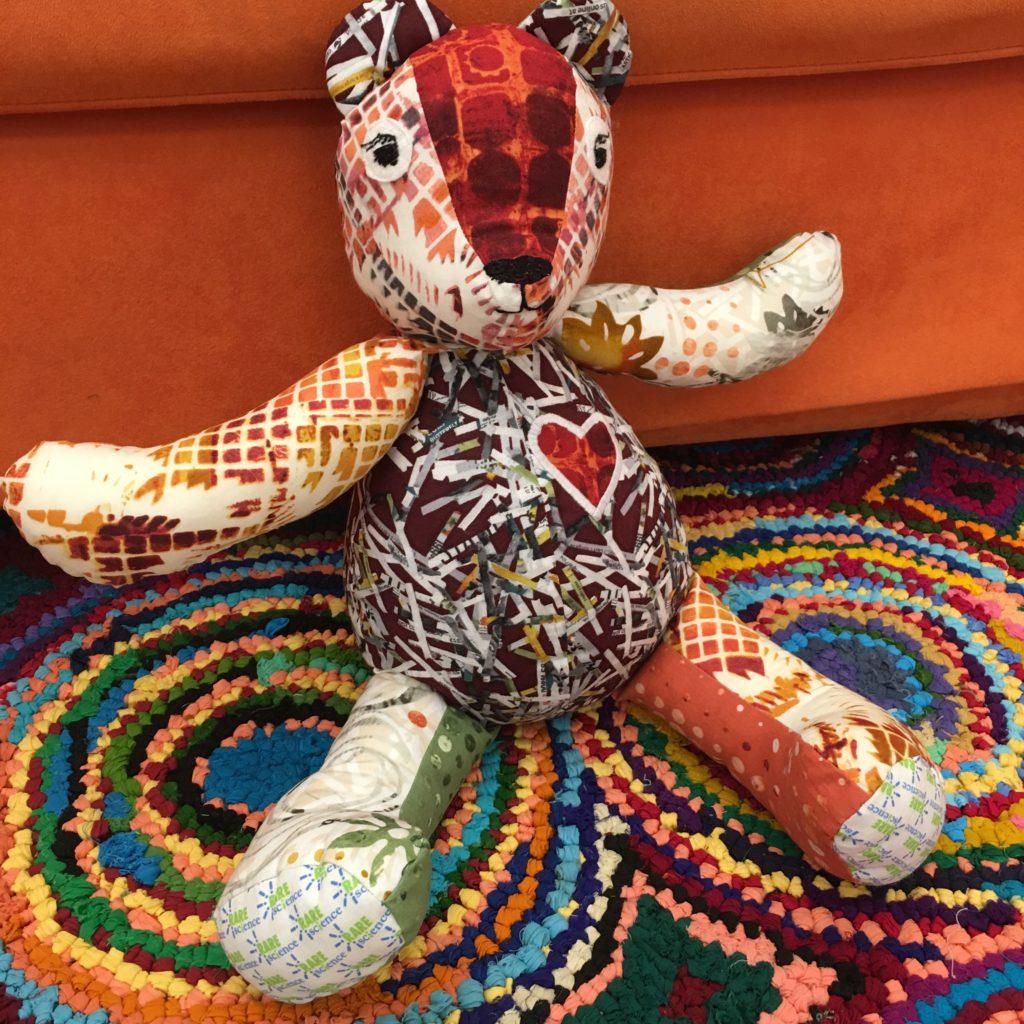 TeddyBear created for the Rare Bear project