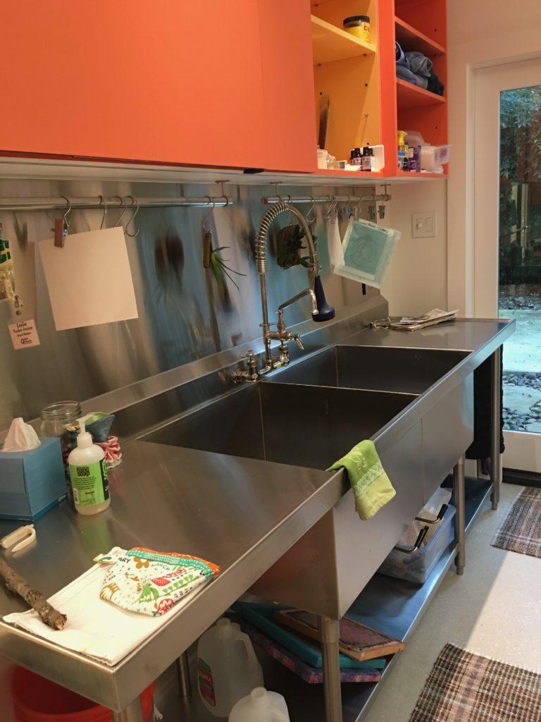 Wet Studio Sink