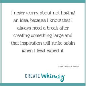 Judy Coates Perez Quote