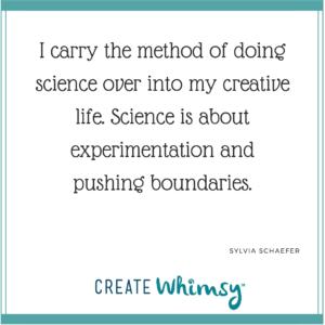 Sylvia Schaefer Quote