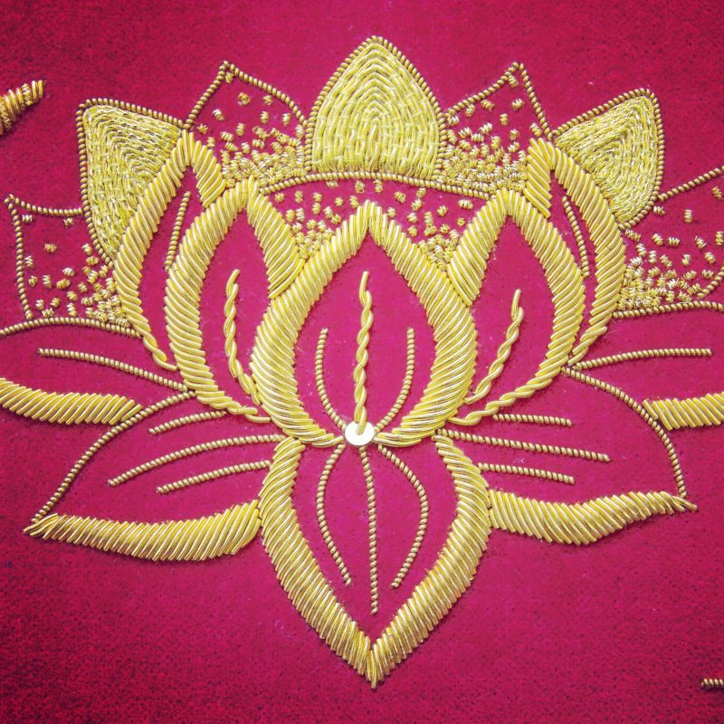 Coronation Goldwork