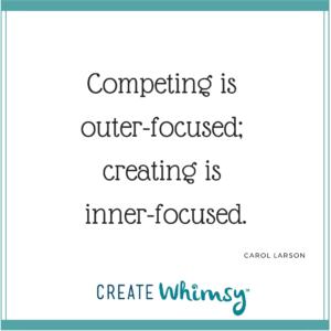 Carol Larson Quote